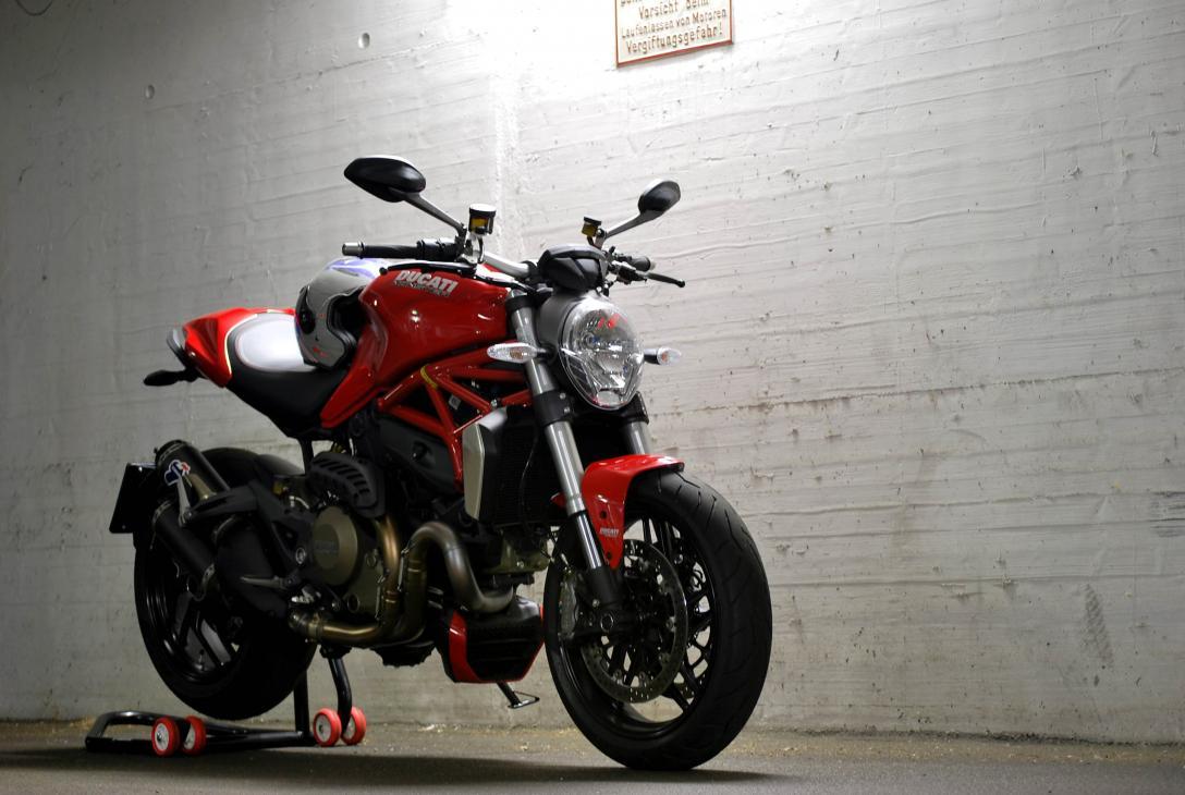 Ducati Monster Forum Usa