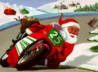 Frohe Weihnachten Motorrad.Frohe Weihnachten Motorrad